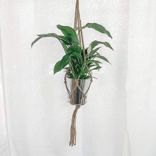 Homedeco Rope Pot Hanger