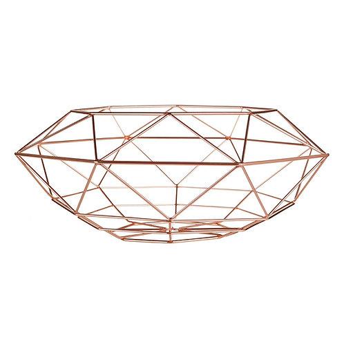 Vertex Fruit Basket - Rose Gold