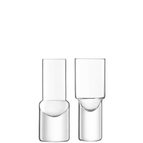 LSA Vodka Shot Glass X 2