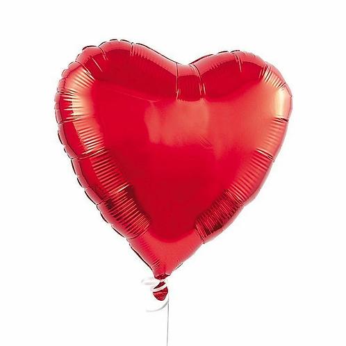 Heart Helium Balloon