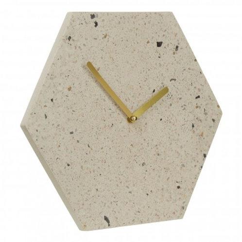 Mimo Terrazzo Clock
