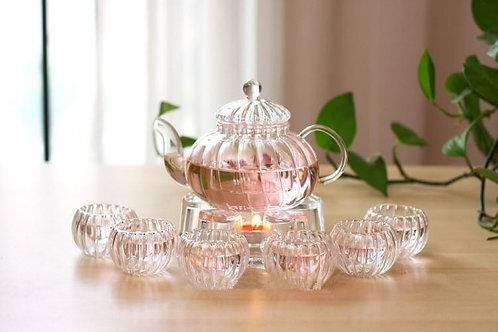 Glass Teapot Selection