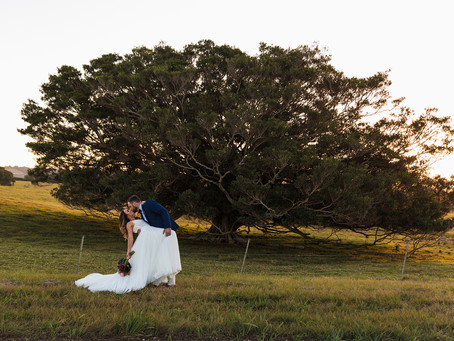 Amy & Keegan - Byron Bay