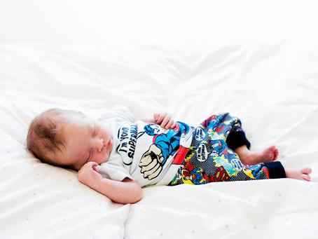 Benjamin - Newborn Lifestyle