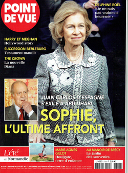 MAG - 2020 08 - POINT DE VUE COVER