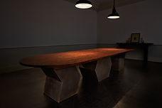 75 Table Bubinga vue en long de cote WEB