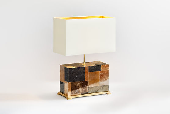 Lampe mica rectangle Kostia - WEB - Cred