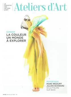 MAG - 2021 07 - ATELIERS D ART couv