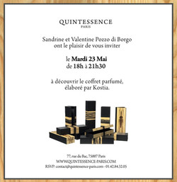 Quintessence // Paris