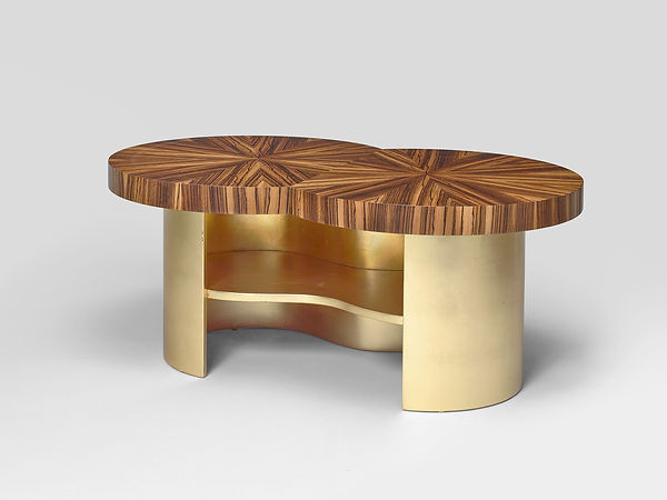 Kostia, Furniture, Design, table basse, coffe table, callipyge Or, Gold