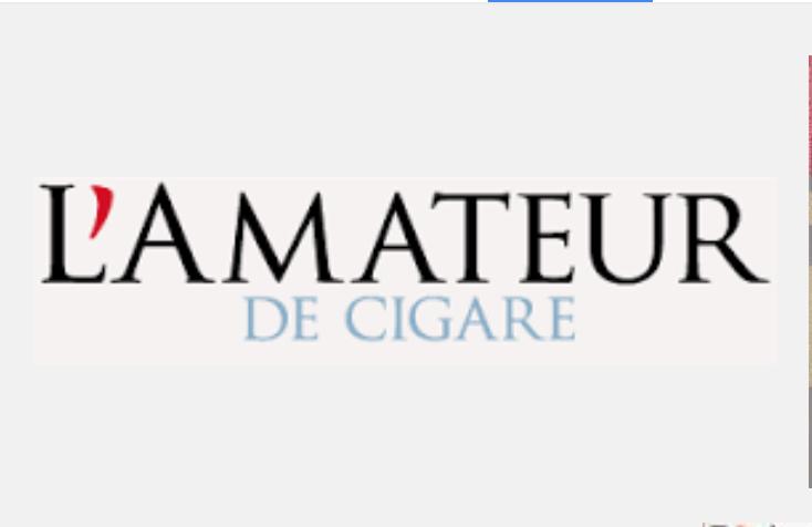 L'Amateur de Cigare // Kostia