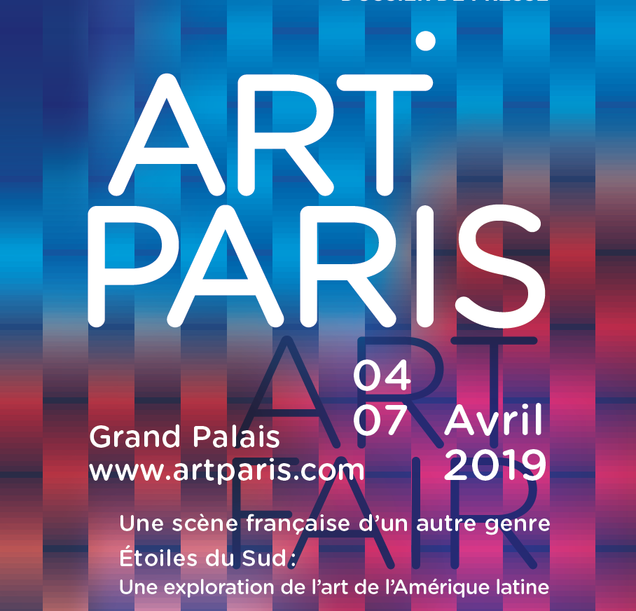 Art Paris 2019 // Paris