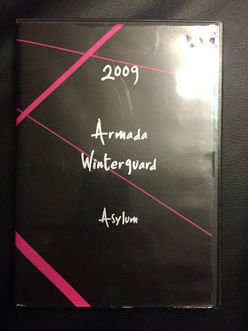 2009 Armada Winterguard Season DVD