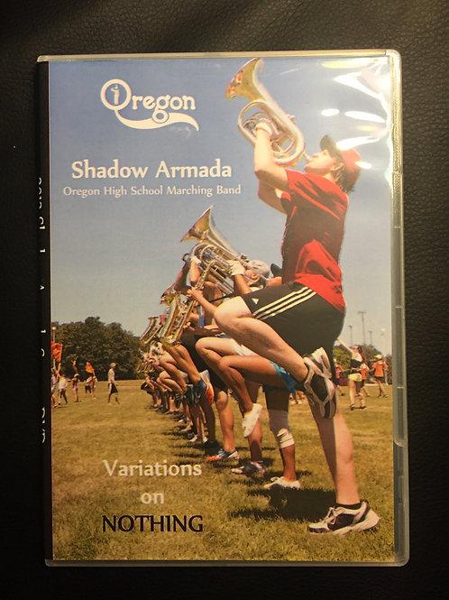 2012 Shadow Armada Season DVD