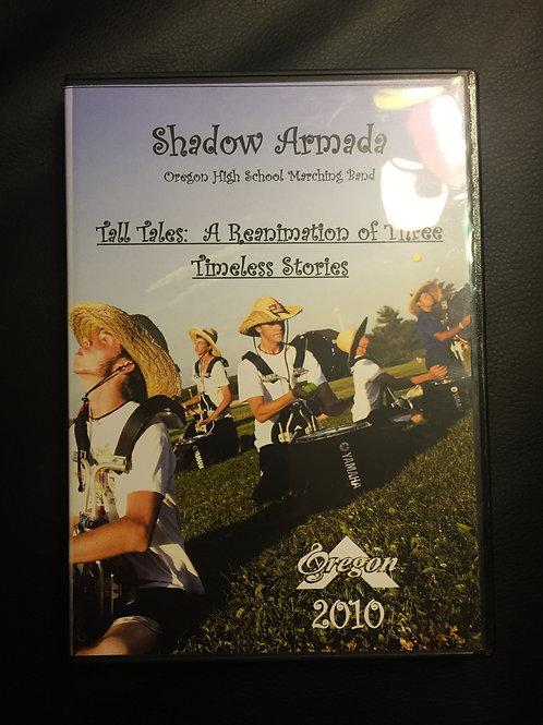2010 Shadow Armada Season DVD