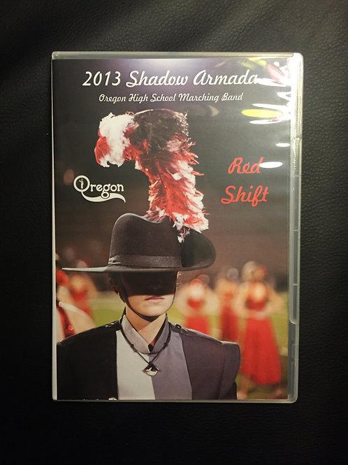2013 Shadow Armada Season DVD