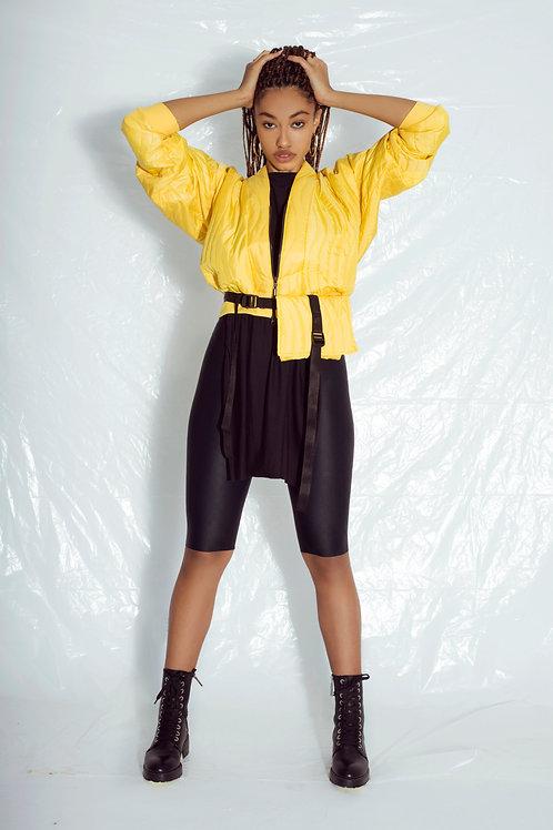 Kimono bomber jacket