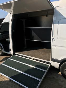 Renault Master 2019 Conversion