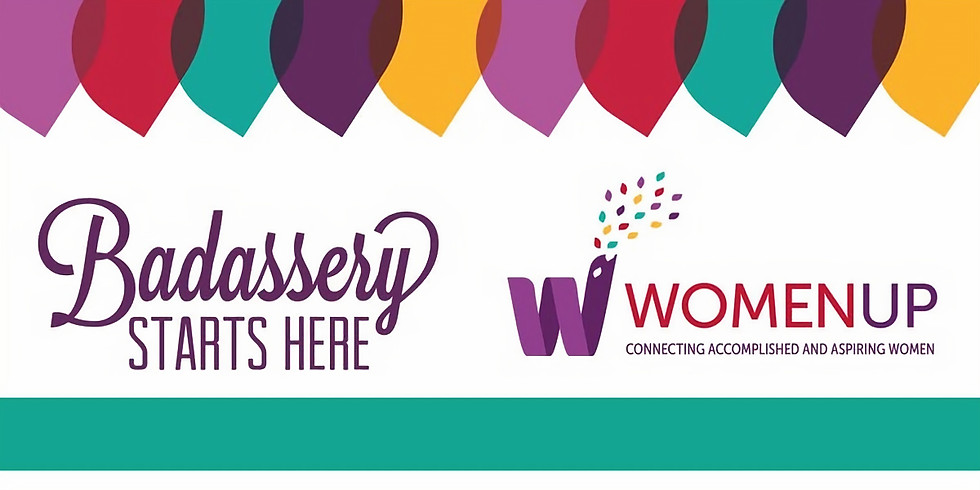 WomenUp Network's Badassery Starts Here