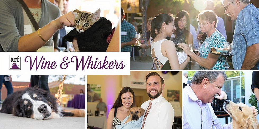 ARF's Wine & Whiskers
