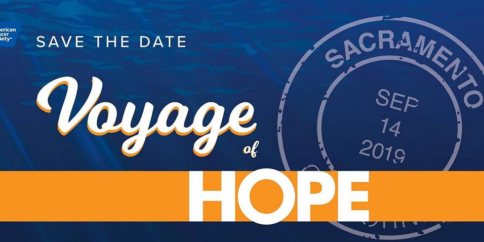 American Cancer Society Hope Gala