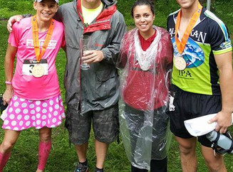 Cry Me A River 50 Mile Race Report #IFigured...IWasWrong!