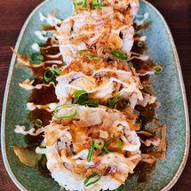 Takoyaki Roll/Octopus