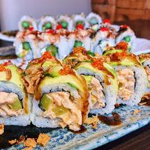 KiKO Roll/Salmon/Tuna