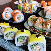 Sushi Dinner/Take out