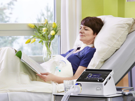Uma Técnica de Hiperinsuflação Pulmonar que auxilia na higienização. Veja esse artigo!