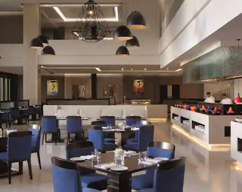 The Straits All Day Dining Restaurant