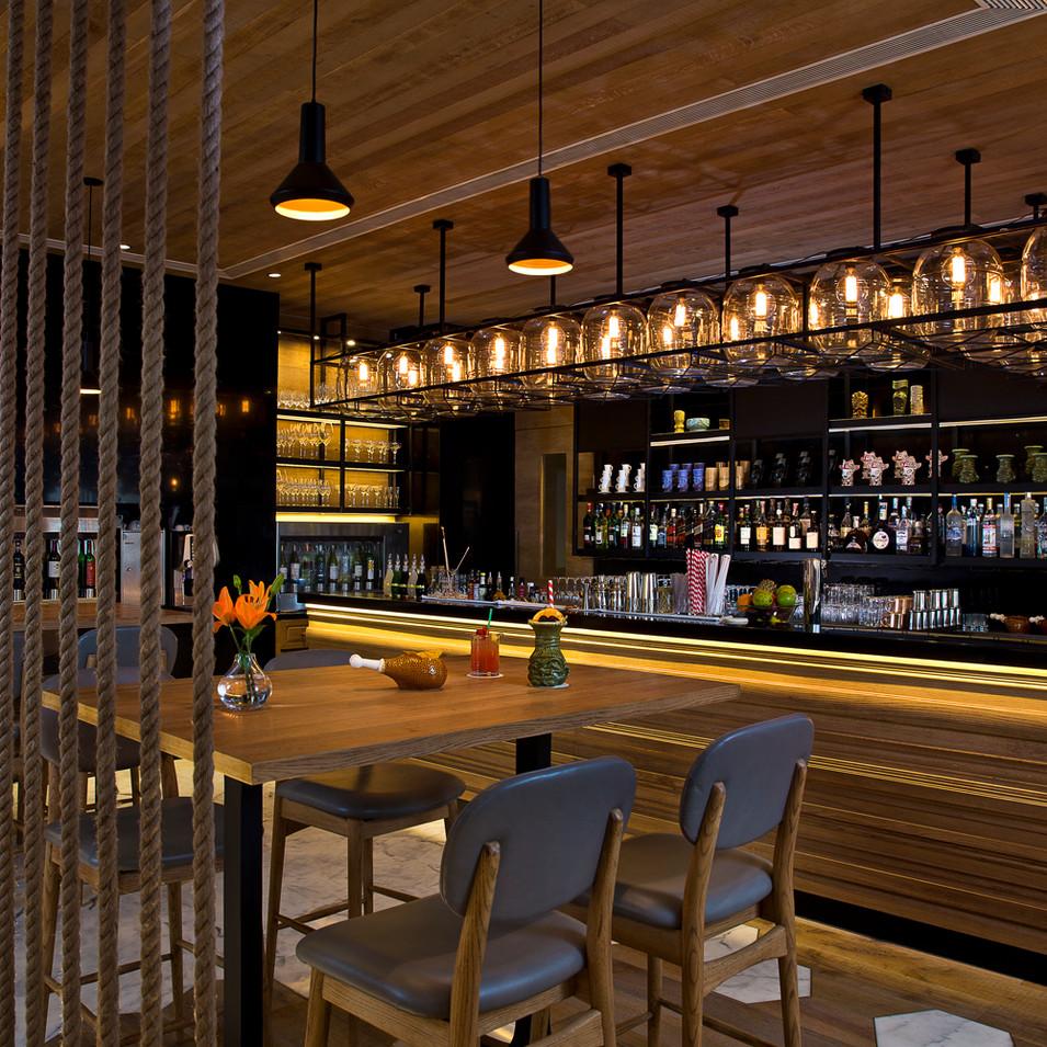 Tamra Bar Eros Shangri La New Delhi India