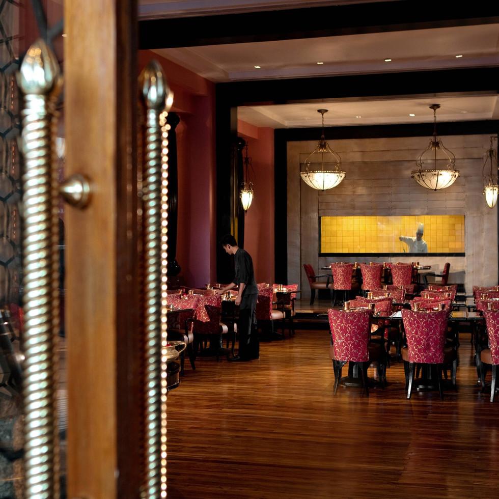 Nawab Saheb Fine Dining Indian Restaurant