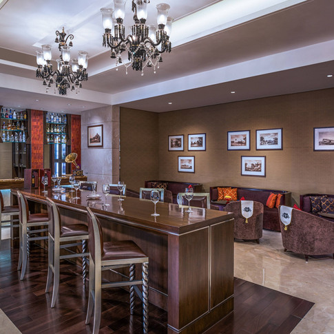 Kipling Bar St. Regis Mumbai