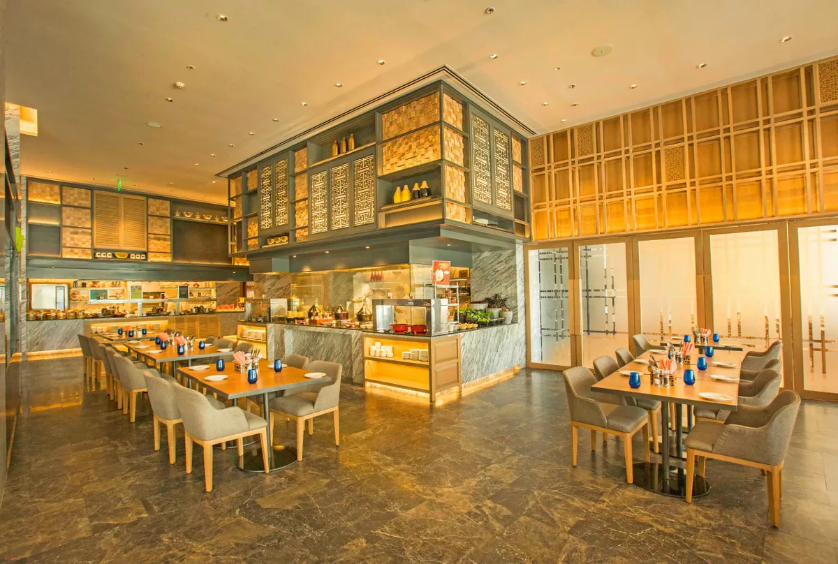Marriott Renaissance Powai - LVC Asian Live Kitchen