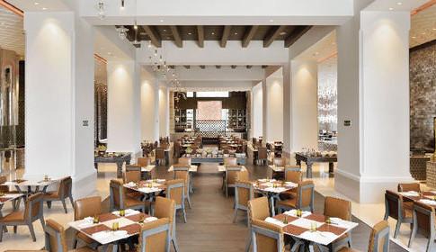 JW Marriott Sahar Mumbai - JW Cafe All D