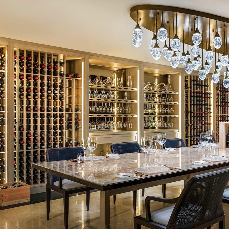 Wine cellar - Underground Maldives