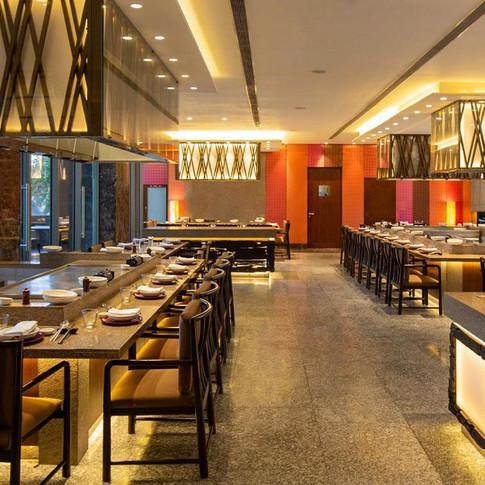 Hyatt Ahmedabad Restaurant