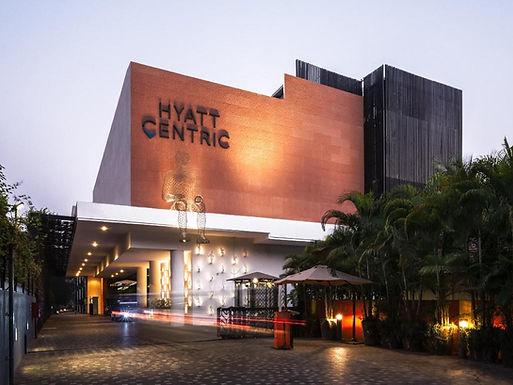 Hyatt Centric - Goa , India