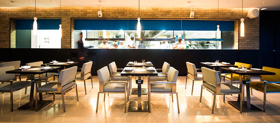 Yauatcha Restaurant - Michelin Star