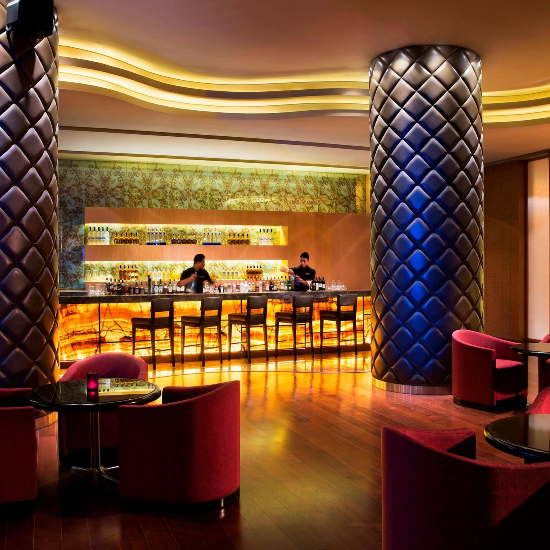 M Bar Marriott Whitefield Bangalore