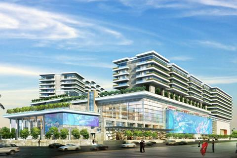 Reliance Industries - Jio World Centre