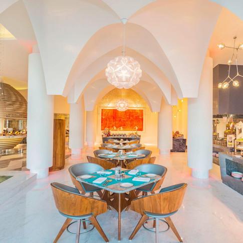 Kitchen Table Restaurant - W Goa by Marr
