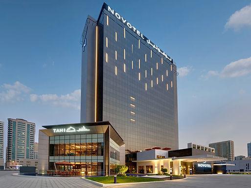 Novotel - Sharjah , UAE