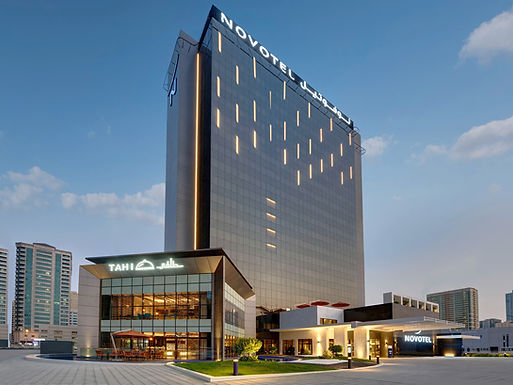 Novotel - Sharjah , UAE
