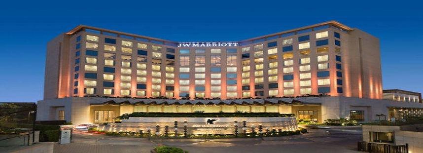 JW Marriott sahar Business Hotel kitchen design