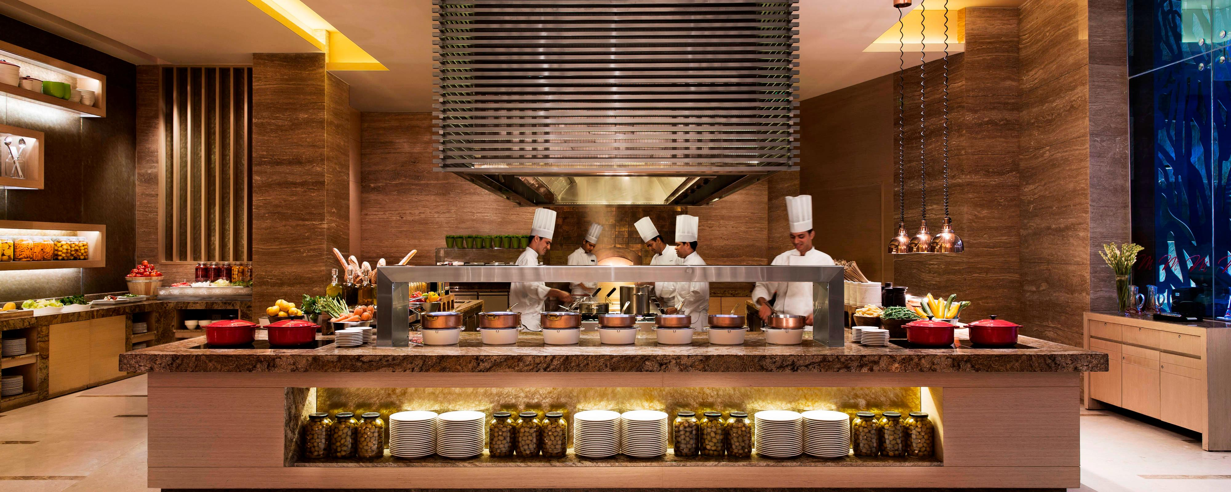 Marriott Bengaluru - M Cafe All Day Dining