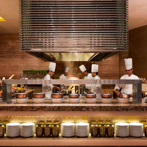 M Cafe, All Day Dining Marriott