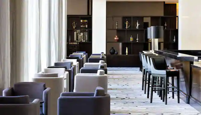 The Hub Lobby Lounge