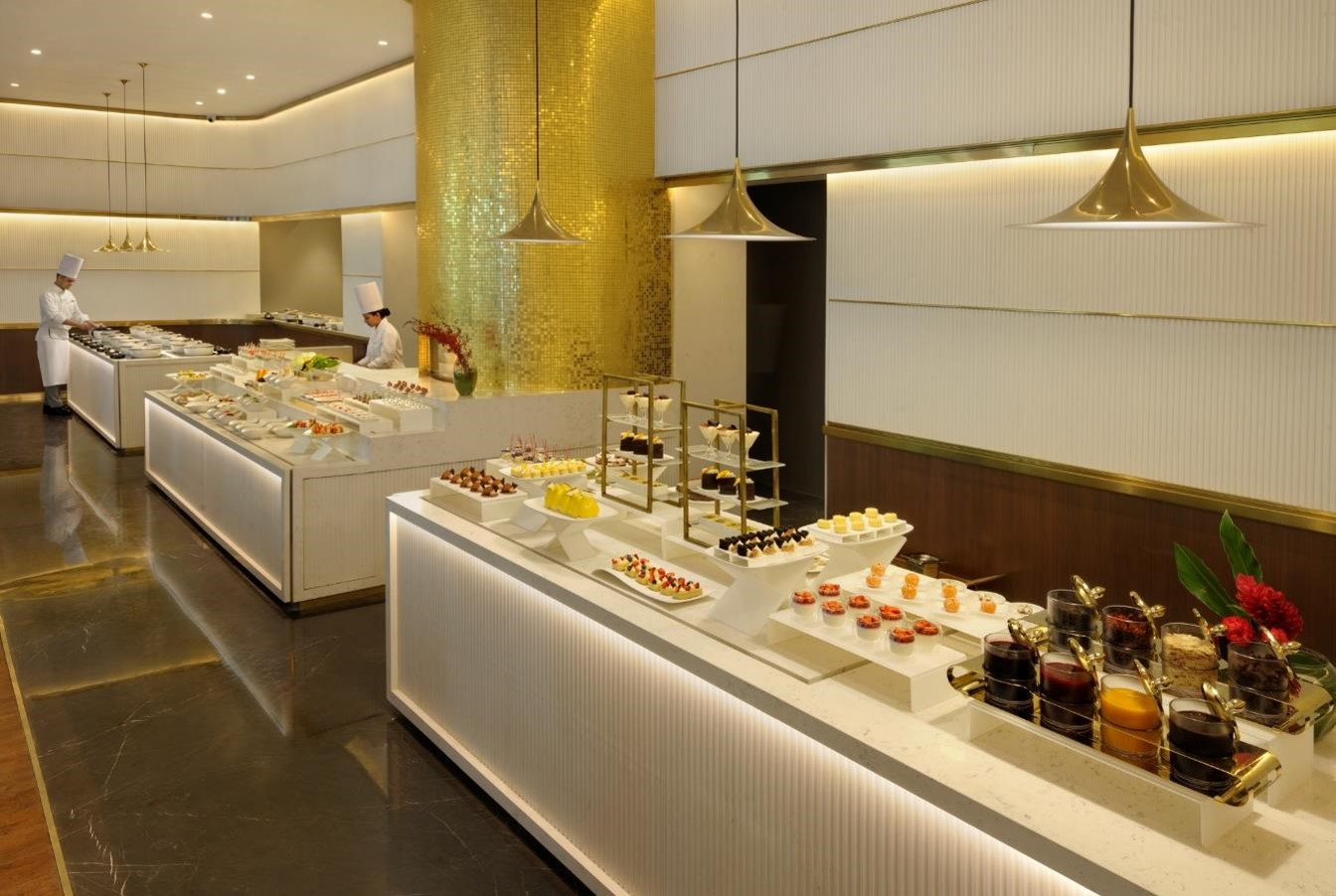 The Oberoi Bengaluru - Lapis All Day Dining Restaurant
